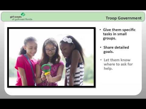 GSGCF Troop Pathways Training