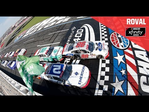 Full Xfinity Race: Drive For The Cure 250 | NASCAR At Charlotte Motor Speedway's Roval