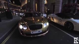 Gold Bentley Owning Binary Options Teenage Millionaire