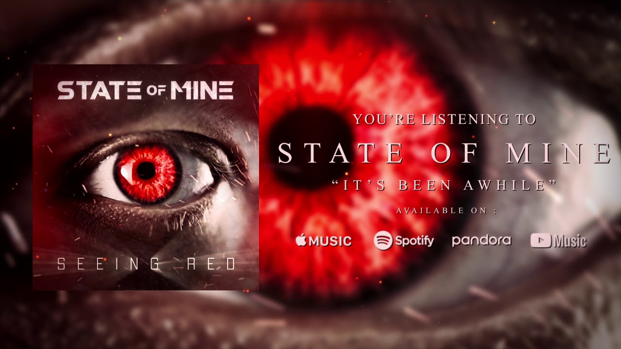 STATE of MINE - It's Been Awhile (Staind Cover) [Official Stream Video]
