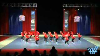University of Louisville Ladybirds  Dance Hip Hop I Finals