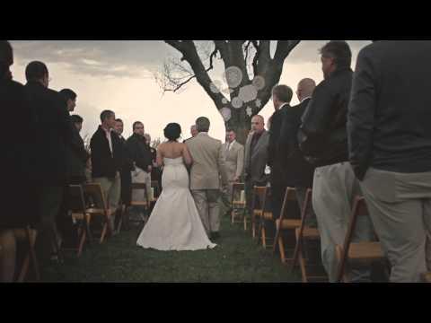 Tiffanny & Anthony Kelty Wedding Highlight Video