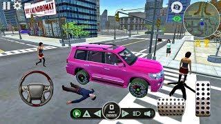 Offroad Cruiser Simulator #3 - Fun Suv Game! - Car Game Android gameplay