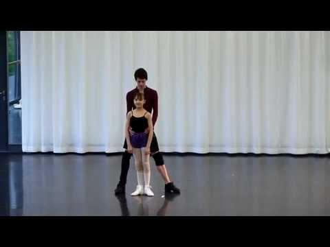 Der kleine Prinz  (Probe) -Staatliche Ballettschule Berlin