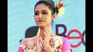 Priya prakash varrier modeling