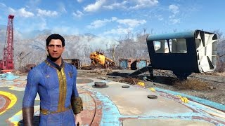 PS4 - Fallout 4 Gameplay