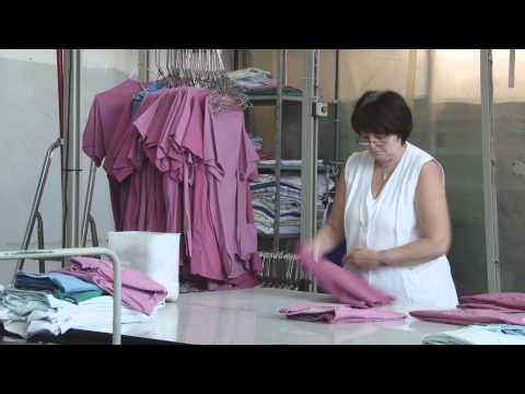 Ziwatex - Zittauer Wäscherei Textilpflege GmbH (Unternehmensfilm)