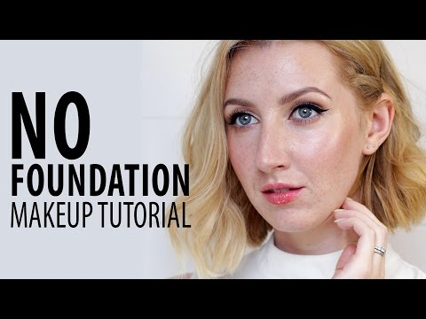 NO FOUNDATION Chic Glossy Makeup | Sharon the Makeup Artist