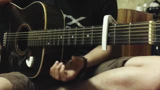 Lạ - Phạm ĐÌnh Thái Ngân | Guitar cover