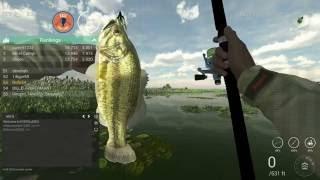 Fishing Planet Florida Tournament  Bass Challenge