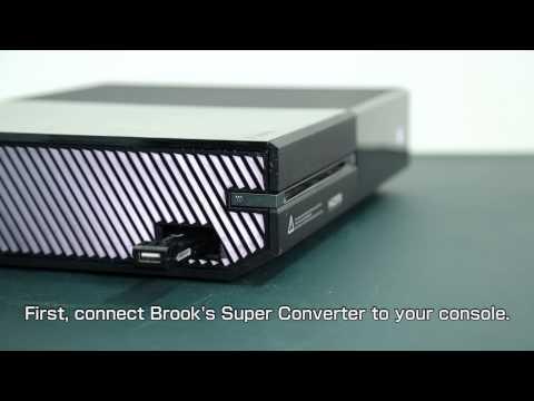 Brook Super Converter XBOX 360 to XBOX one
