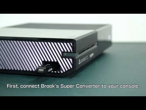 Brook Super Converter XBOX 360 to XBOX one