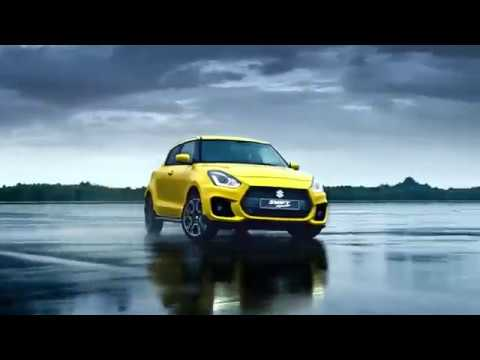 2018 Suzuki Swift Sport video debut