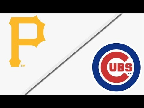 Pittsburgh Pirates vs Chicago Cubs | Full Game Highlights | 4/12/18