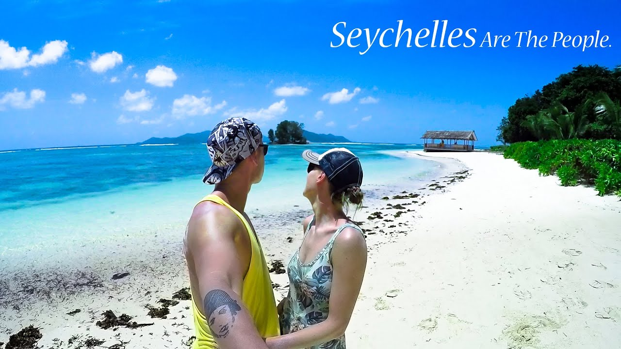 Seychelles Are The People Gopro 4 2016