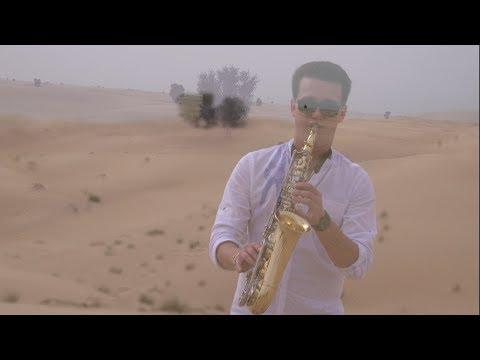 Мелодия из к/ф «Долгая дорога в Дюнах» - саксофонист Дмитрий Чучвага (saxophone Dubai)