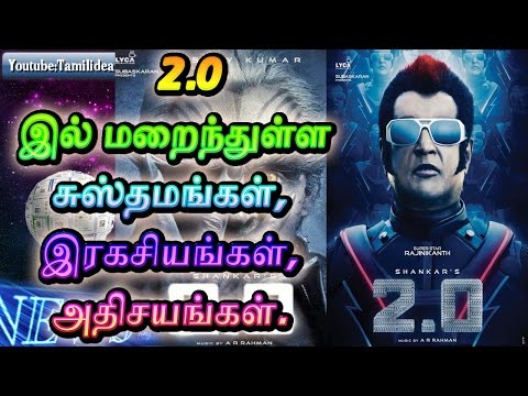 Enthiran 2.0 Part 2 First Look and the Very important sentiments noticed from the FILM