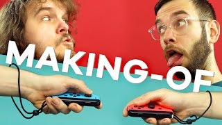 Making of 1-2-Switch Parodie [UdPP]