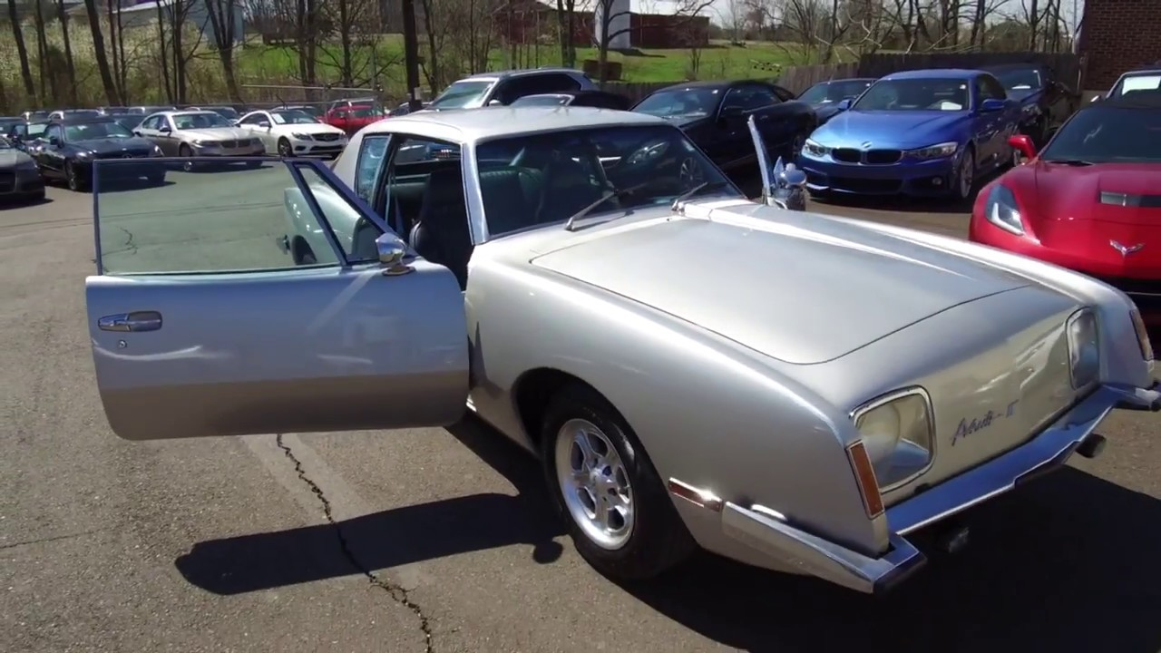 1978 studebaker avanti ii coupe for sale at eimports4less [ 1280 x 720 Pixel ]