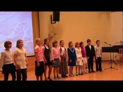 Eesti Vabariigi 94aastapaeva Laulukonkurss Avinurme Gumnaasium