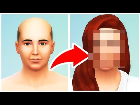 The True Tanya ~ The Sims 4 Transition thumbnail