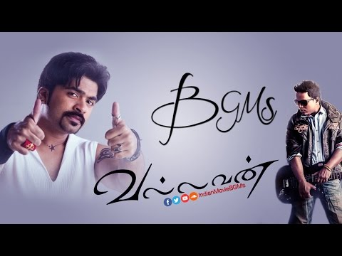 Vallavan BGMs | Jukebox | IndianMovieBGMs