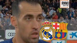 Real Madrid   Barcelona 1032021 DECLARACIONES BUSQUETS