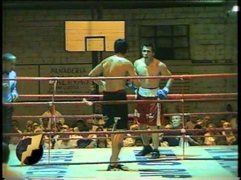 Alto Impacto - Box profesional en Lules - Cristian Coria Vs. Cristian Serrano
