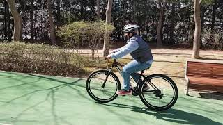 20200404 #자전거타기 #자전거배우기 #시마노브레…