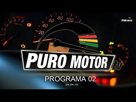 PURO MOTOR TV.pe PROGRAMA 02 ( 24-04-16)