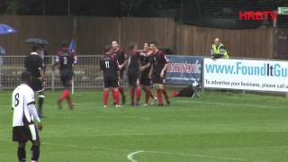 Hampton and Richmond FC Vs Dover (Highlights)
