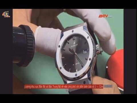 GAY CẤN Thẩm định đồng Hồ Hublot Fusion Fake 100 Triệu - Benhviendongho.com