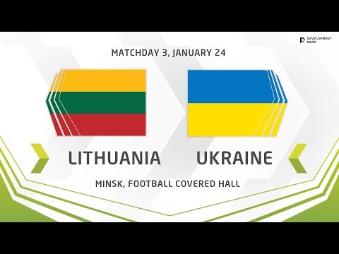 U17. Development Cup - 2019. Lithuania - Ukraine