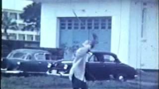 Sembawang Naval Air Base 1964.