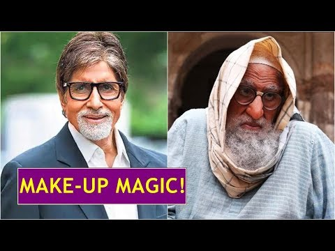 Amitabh Bachchan's offbeat first look from 'Gulabo Sitabo' revealed Mp3
