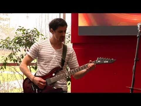 "Steve Ambrosino - ""Die To Live"" (Steve Vai cover)"