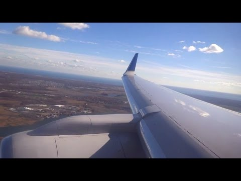 Longest Boeing 757 Flight: Berlin - Newark on United Airlines