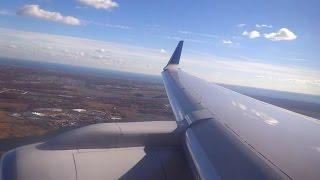 Longest Boeing 757 Flight: Berlin - Newark on United Airlines