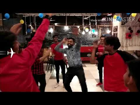 Birthday Surprise  Dance Video  From Fdc Crew To Mayur Gulve
