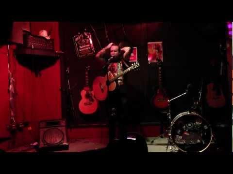 James Hunnicutt - Tattle Tale Tears (Live) Ashley Street Station Valdosta, GA 10-04-2012