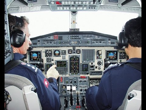 X-Plane 10 - JetStream 32 - Cockpit partagé