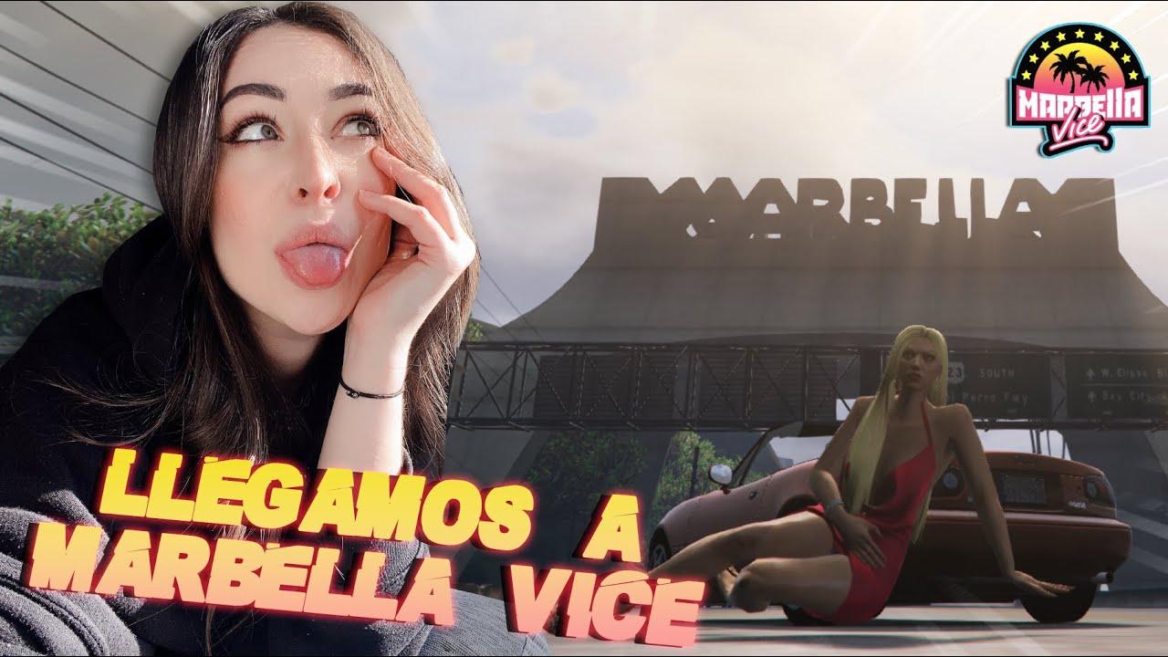 MARBELLA VICE - KITTY (LA SOLE) LLEGA A LA CITY