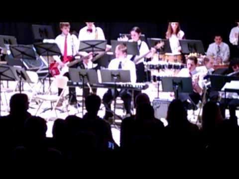 Barre town jazz band