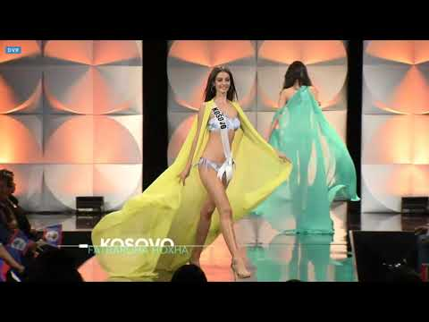 Miss Universe 2019 Preliminary Swimsuit Competition
