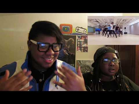 (EXO) 'Eve' Dance Practice and 'Sweet Lies' Lyrics | Reaction