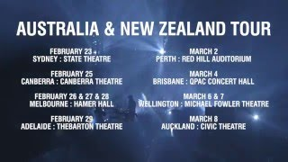 SUFJAN STEVENS - LIVE ON TOUR AU/NZ
