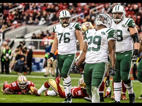 Bilal Powell | 2016-2017 Season Highlights