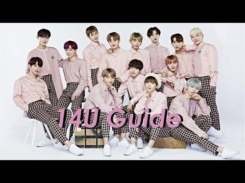 14U Guide -  Member Profiles