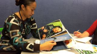Tai reading O la'u Pusi - Samoan Language Week Training