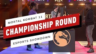 Kofi Kingston VS Xavier Woods in Mortal Komabt 11! IGN Esports Showdown FINALE